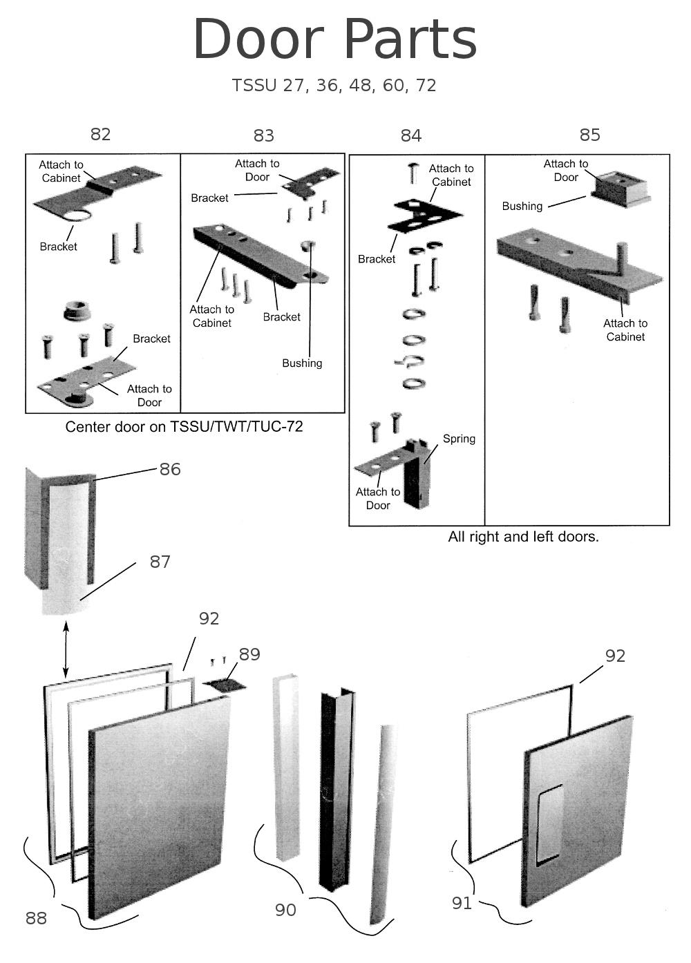 True Tpp Parts Diagram - Block And Schematic Diagrams •